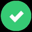 thumb sent icon