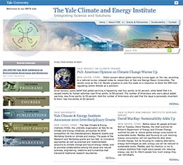Yale Climate Inst.